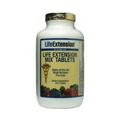 Life Extension Mix Life Extension 315 Tabs