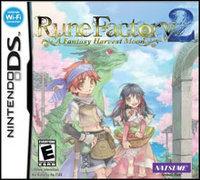 Crave Entertainment Rune Factory 2: Fantasy Harvest Moon