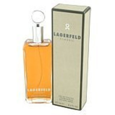 Lagerfeld By Karl Lagerfeld For Men. Aftershave 4.2 Oz.