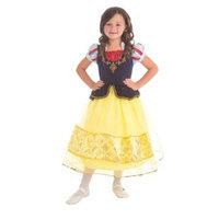 Little Adventures 5 Star Snow White Dress