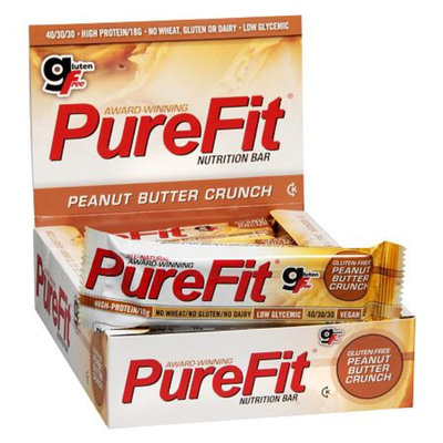 PureFit Protein Bars Peanut Butter,15 Pack