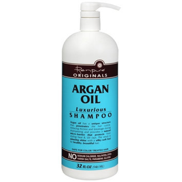 Renpure Originals Argan Oil Luxurious Shampoo, 32 fl oz