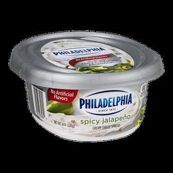Philadelphia Cream Cheese Spread Spicy Jalapeno