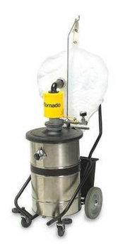 TORNADO 95953 Pneumatic Vacuum Cleaner,47 cfm,15 HP