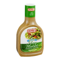 Henri's Homestyle Dressing Honey Mustard Fat Free