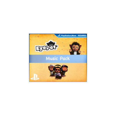 Sony Computer Entertainment EyePet: Music Pack DLC