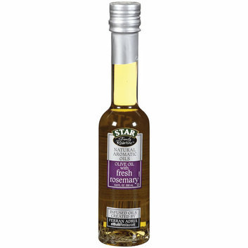 Star Family Reserve Olive Oil with Fresh Rosemary