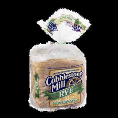 Cobblestone Mill Jewish Rye Bread New York Style