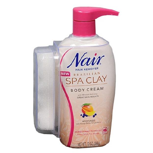 Nair Spa Clay Body Cream