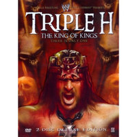 WWE: Triple H - King of Kings (2 Discs)