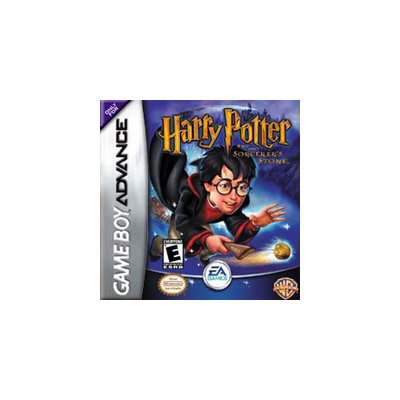 Electronic Arts Harry Potter & the Sorcerer's Stone Game Boy Advance