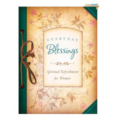 EVERYDAY BLESSINGS (Spiritual Refreshment for Women)