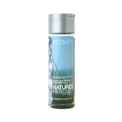 Redken Nature's Rescue Refreshing Detox Shampoo for All Hair Types