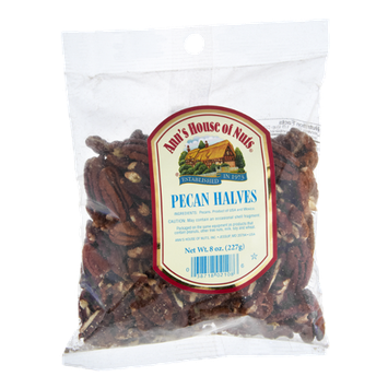 Ann's House of Nuts Pecan Halves