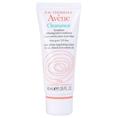 Avene Cleanance Anti-Shine Regulating Lotion-1.35 oz