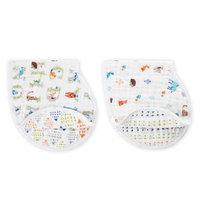 Aden + Anais Muslin Burpy Bibs 2 pack - Paper Tales