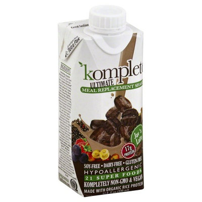 Kate Farms Komplete Ultimate Meal Replacement Shake Jav 'a Latte 11.2 fl oz - Vegan