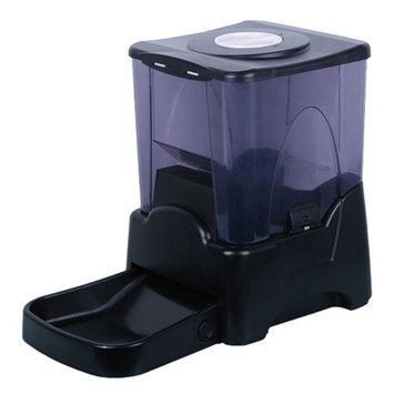 PAW Large Capacity Automatic Pet Feeder Programmable