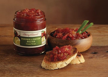 Harry & David Pepper and Onion Relish