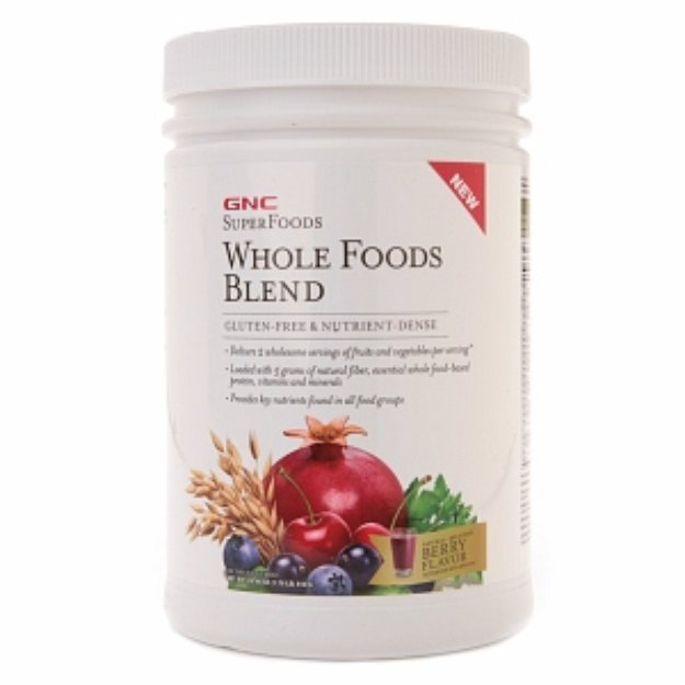GNC SuperFoods Whole Foods Blend Reviews | Find the Best