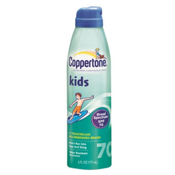 Coppertone Kids Kids Continuous Spray Sunscreen