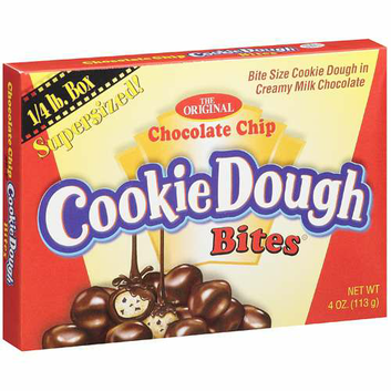 Taste Of Nature: Chocolate Chip Cookie Dough Bites