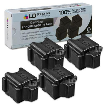 LD Compatible Replacements for Xerox 108R00930 Solid Ink Sticks for use in Xerox ColorQube 8570DN, 8570DT, and 8570N Printers