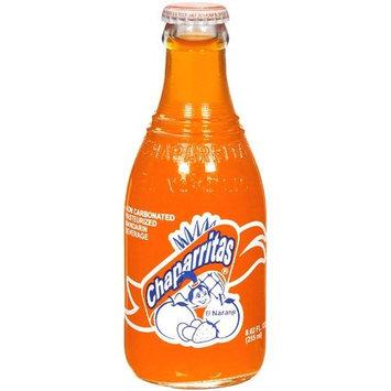 Chaparritas: Mandarin Flavored Beverage, 8.62 fl oz