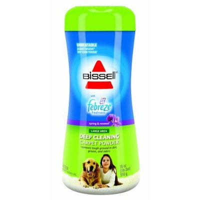 BISSELL with Febreze Freshness Deep Cleaning Carpet Powder, 18 ounces, 70Q2
