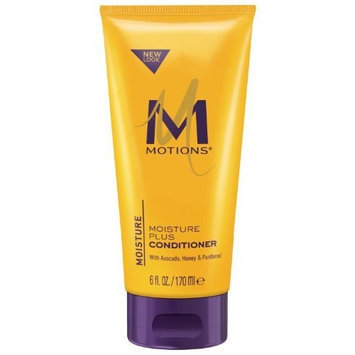 Motions Moisture plus Conditioner, With Avocado, Honey & Panthenol 6 oz