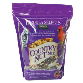 Birdola Selects Country Nut Mix Wild Bird Food