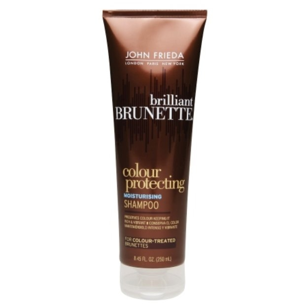 John Frieda Brilliant Brunette Colour Protecting Shampoo