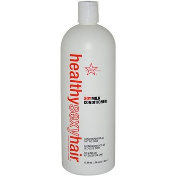 Sexy Hair Concepts Sexy Hair Healthy Sexy Hair Soy Milk Conditioner, 33.8 Ounce