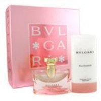 Bvlgari Rose Essentielle by Bvlgari for Women 2 Piece Set Includes: 3.4 oz Eau de Parfum Spray + 6.8 oz Body Lotion