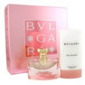 Bvlgari Rose Essentielle by Bvlgari for Women 2 Piece Set Includes: 3.4 oz Eau de Parfum Spray + 6.8 oz Body Lotion