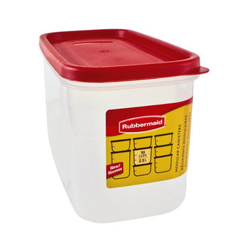 Rubbermaid Modular Canisters - 10 Cups