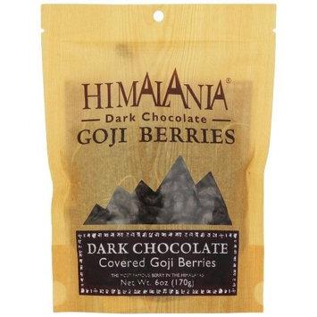 Himalania Dark Chocolate Goji Berries, 6 Ounce