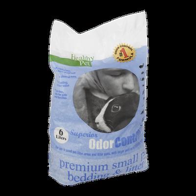 Healthy Pet Superior Odor Control  Premium Small Pet Bedding & Litter