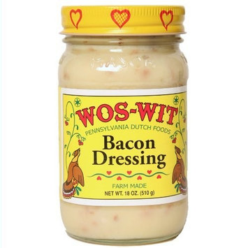 Wos Wit Wos-Wit Bacon Dressing