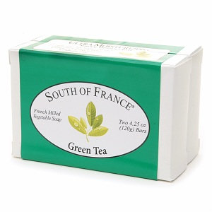 South of France French Milled Vegetable Bar Soap