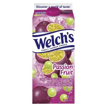 Welch's Passion Fruit Cocktail Juice Blend 59 oz