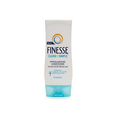 Finesse Clean & Simple Hypoallergenic Conditioner for Dry/Color Treated Hair