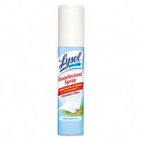 Reckitt Benckiser Disinfectant Spray, Crisp Linen, 1oz Aerosol