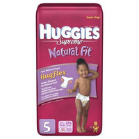 Huggies® Supreme Natural Fit Diapers Hugflex