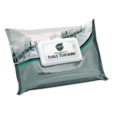 Sani-Professional 80ct TableTurners Cleaning Wipes - 1 DZ
