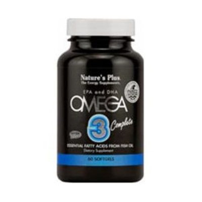 Nature's Plus - Omega 3 Complete Softgels 60 [Health and Beauty]