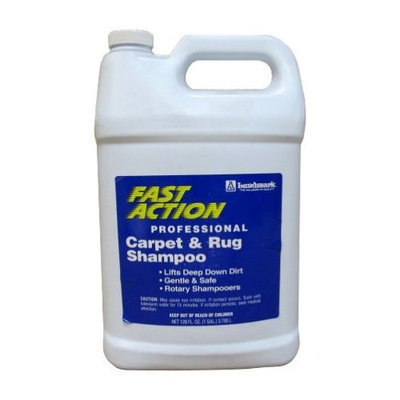 Lundmark Wax Fast Action Professional Carpet & Rug Shampoo