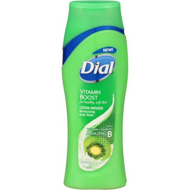 Dial Body Wash, Vitamin Boost, 16 fl oz