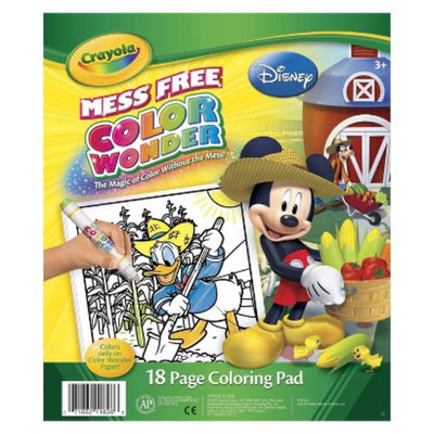 Crayola Color Wonder Full - Mickey Mouse