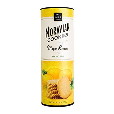 Salem Baking Co. Moravian Lemon Cookies - 12, 4.75 oz